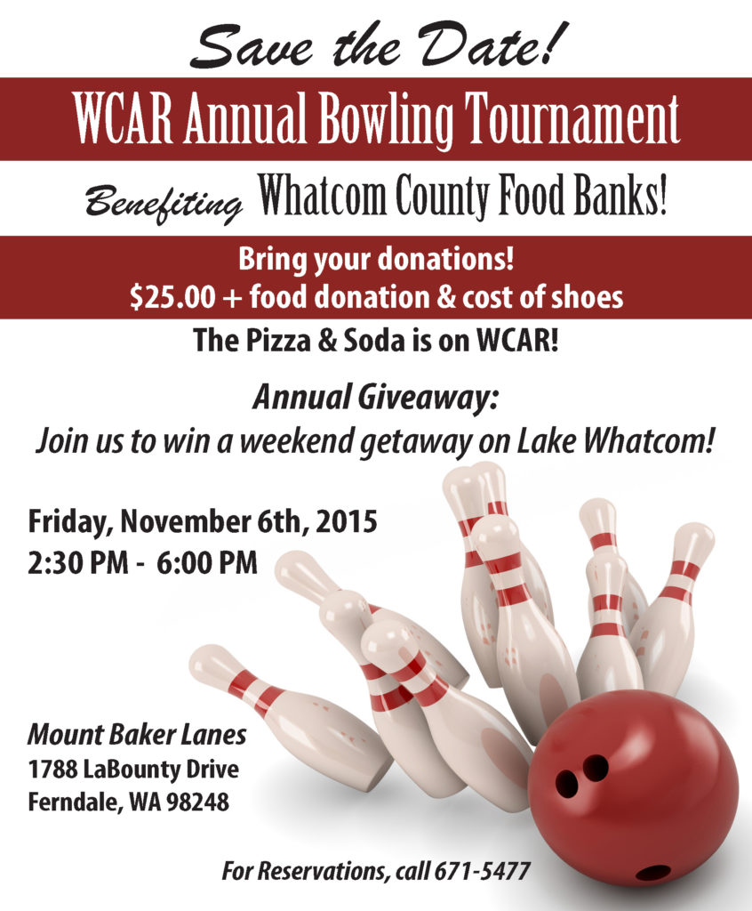 WCAR Bowling Tournament