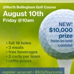 WCAR Golf Tournament 2018