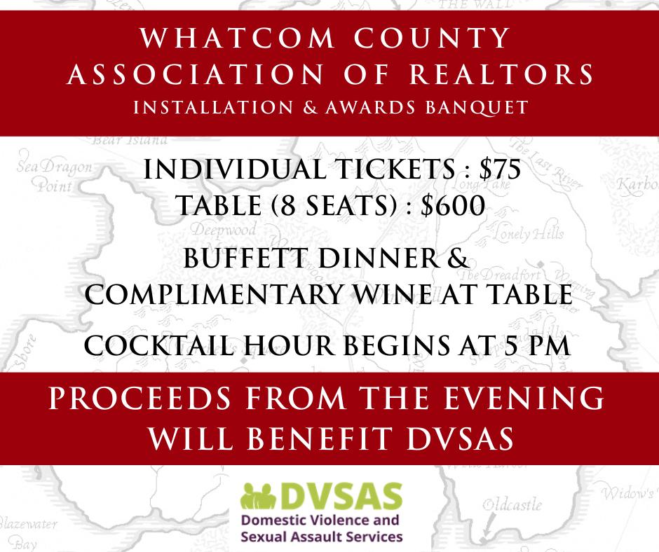 WCAR Installation Banquet 2020